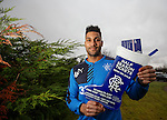 Wes Foderingham promoting half season tickets for Christmas