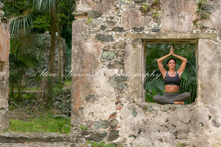 Yoga on St. John<br />