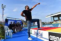 Marco Capanna Sis Roma <br /> Catania 11-05-2019 Piscina Plaia  <br /> Campionato Italiano Final Six Unipolsai <br /> Pallanuoto Donne <br /> Semifinale <br /> SIS Roma -  Rapallo Pallanuoto  <br /> Foto Andrea Staccioli/Deepbluemedia/Insidefoto