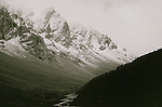 Mountain Scene, Bhutan
