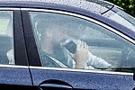 Spainsh Pepe Reina arriving at the concentration of the spanish national football team in the city of football of Las Rozas in Madrid, Spain. August 28, 2017. (ALTERPHOTOS/Rodrigo Jimenez)