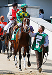 May 02, 2015: Finnigans Wake and Victor Espinoza win the 30th running of the 29th running of the Woodford Reserve Grade 1 $500,000 at Churchill Downs for owner Donegal Racing and Rockingham Ranch and trainer Peter Miller. Candice Chavez/ESW/CSM