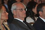 CESARE ROMITI<br /> PREMIO GUIDO CARLI - SECONDA EDIZIONE<br /> PALAZZO DI MONTECITORIO - SALA DELLA REGINA ROMA 2011