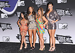 Snooki,Sammi,Deena & Jwoww of the jersey shore attends The 2011 MTV Video Music Awards held at Nokia Live in Los Angeles, California on August 28,2011                                                                               © 2011 DVS / Hollywood Press Agency
