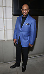 """Ruben Santiago-Hudson attends the Broadway Opening Night for the MTC  production of  """"The Height Of The Storm"""" at Samuel J. Friedman Theatre on September 24, 2019 in New York City."""