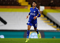 3rd February 2021; Craven Cottage, London, England; English Premier League Football, Fulham versus Leicester City; Ayoze Perez of Leicester City