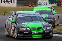Round 7 of the 2002 British Touring Car Championship. #12 Warren Hughes (GBR). MG Sport & Racing. MG ZS.