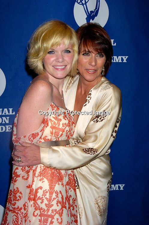 Maura West Colleen Zenk PInter..at the Daytime Emmy Creative Craft Awards on May 15, 2004 at the Marriott Marquis Hotel.                                        Photo by Robin Platzer, Twin Images