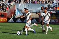 Minneapolis, MN - Sunday October 21, 2018: Minnesota United FC played Los Angeles Galaxy in a Major League Soccer (MLS) game at TCF Bank stadium. Final score Minnesota United 1, Los Angeles Galaxy 3