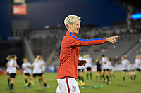 Commerce City, CO - Friday September 15, 2017: Megan Rapinoe during an International friendly match between the women's National teams of the United States (USA) and New Zealand (NZL) at Dick's Sporting Goods Park.