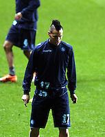 Marek Hamsik of Napoli during training