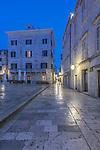 Croatia, Dubrovinik, Old Town at Dawn