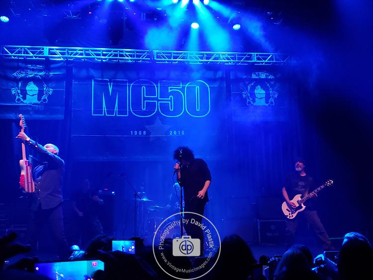 MC5, Wayne Kramer , Kim Thayil
