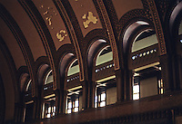 St. Louis: Union Station, 1896. Interior. Photo '78.