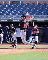 Nolan Jones - Cleveland Indians 2021 spring training (Bill Mitchell)