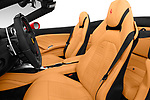 Front seat view of 2017 Ferrari California-T 2 Door Convertible Front Seat  car photos