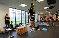 Pictured: Ki Sung Yueng Sunday 28 June 2015<br />
