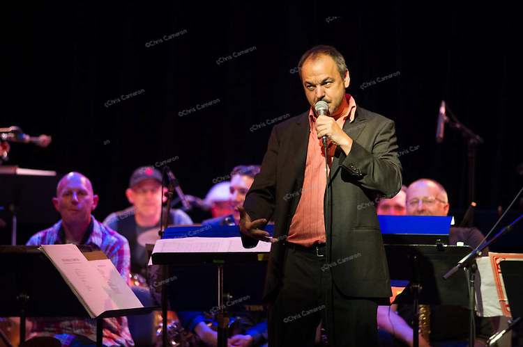John Korsrud's Hard Rubber Orchestra at Performance Works, June 20, 2014 TD Vancouver International Jazz Festival