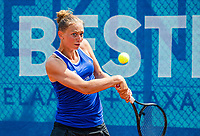 Zandvoort, Netherlands, 8 June, 2019, Tennis, Play-Offs Competition,  Cindy Burger (NED)<br />