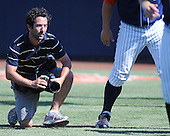 06/05/10, Fullerton Ca.; The Cal State Fullerton Titan live to play another regional game with a victory over Stanford.