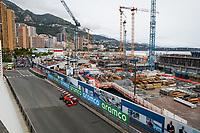 22nd May 2021; Principality of Monaco; F1 Grand Prix of Monaco, qualifying sessions;  55 SAINZ Carlos (spa), Scuderia Ferrari SF21