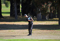 Daniel Hillier during the final against Jang Hyun Lee. Final day of the Jennian Homes Charles Tour / Brian Green Property Group New Zealand Super 6s at Manawatu Golf Club in Palmerston North, New Zealand on Sunday, 8 March 2020. Photo: Dave Lintott / lintottphoto.co.nz