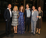 Melissa Benoit backstage after debut in 'Beautiful-The Carole King Musical'