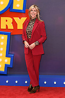 """Kate Garaway<br /> arriving for the """"Toy Story 4"""" premiere at the Odeon Luxe, Leicester Square, London<br /> <br /> ©Ash Knotek  D3509  16/06/2019"""