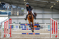 Class 7: BDO Equestrian Horse 1.20m A2. 2020 NZL-Hygain Feeds Rotorua Spring Show. NEC Taupo. Saturday 26 September. Copyright Photo: Libby Law Photography