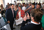 Marco Rubio stumps in Carson