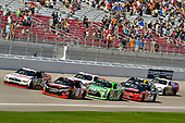 2017 NASCAR Xfinity Series - Boyd Gaming 300<br /> Las Vegas Motor Speedway - Las Vegas, NV USA<br /> Saturday 11 March 2017<br /> Brad Keselowski and Kyle Busch, NOS Energy Drink Toyota Camry<br /> World Copyright: Nigel Kinrade/LAT Images<br /> ref: Digital Image 17LAS1nk05218
