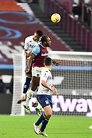 Michail Antonio of West Ham United during West Ham United vs Aston Villa, Premier League Football at The London Stadium on 30th November 2020