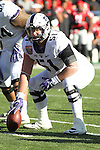 December 30, 2016: TCU center Austin Schlottmann (51) in the second half of the AutoZone Liberty Bowl at Liberty Bowl Memorial Stadium in Memphis, Tennessee. ©Justin Manning/Eclipse Sportswire/Cal Sport Media