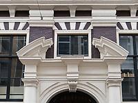 Oostindische Huis, Oude Hoogstraat 24, Amsterdam, Provinz Nordholland, Niederlande<br /> Oostindische Huis, Oude Hoogstraat 24, Amsterdam, Province North Holland, Netherlands
