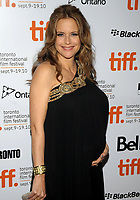 """12 July 2020 - Actress and wife of John Travolta Kelly Preston dead at age 57 from breast cancer.16 September 2010 - Toronto, Ontario, Canada - Kelly Preston. """"Casino Jack"""" Premiere during the 2010 Toronto International Film Festival held at Roy Thompson Hall. Photo Credit: Brent Perniac/AdMedia"""