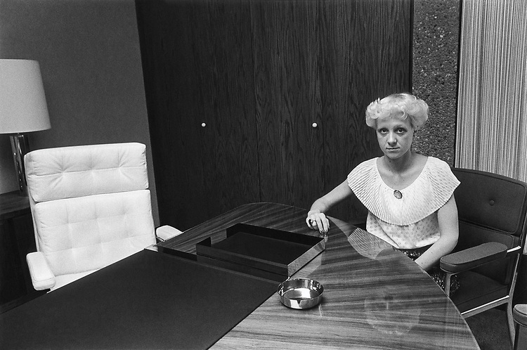 Reflection, Denver, 1978