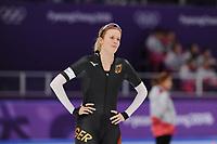 OLYMPIC GAMES: PYEONGCHANG: 12-02-2018, Gangneung Oval, Long Track, 1500m Ladies, Roxanne Dufter (GER), ©photo Martin de Jong