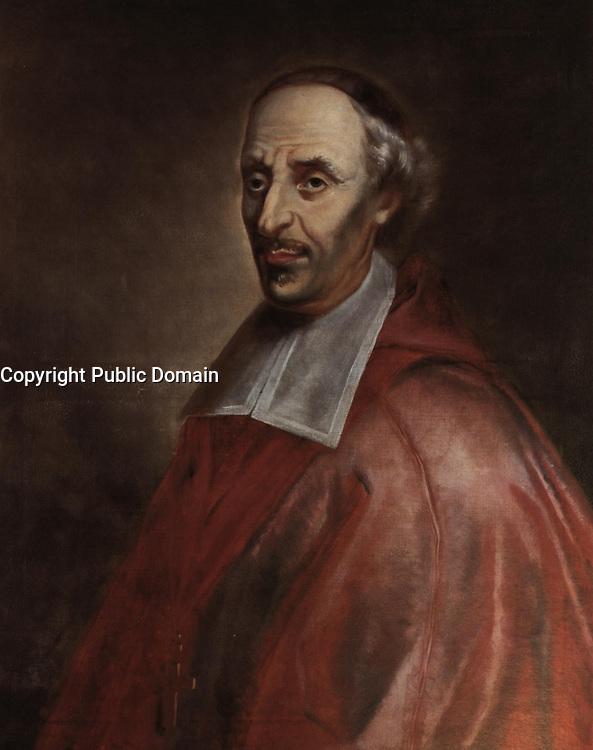 Mgr FranÁois de Montmorency-Laval, premier eveque de QuÈbec.<br /> <br /> Saint FranÁois de Montmorency-Laval, connu dans l'histoire de la Nouvelle-France comme M?? de Laval, nÈ le 30 avril 1623 ‡ Montigny-sur-Avre et mort le 6 mai 1708 ‡ QuÈbec, est le premier ÈvÍque et le fondateur du sÈminaire de cette ville
