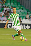 Kadir during the match between Real Betis and Recreativo de Huelva day 10 of the spanish Adelante League 2014-2015 014-2015 played at the Benito Villamarin stadium of Seville. (PHOTO: CARLOS BOUZA / BOUZA PRESS / ALTER PHOTOS)