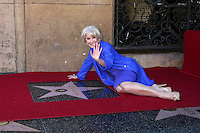 Helen Mirren WOF Ceremony