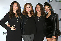 LOS ANGELES - MAY 8:  Bianca D'Ambrosio, Jillian Clare, Chiara D'Ambrosio, and Emily Faucret at the The Bay's  Season Finale Screening at the Private Residence on May 8, 2021 in Los Angeles, CA