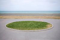 Waterfront, Napier 2008.<br /> New Zealand Fine Art Landscape Print. Finalist, New Zealand Painting & Printmaking Awards 2012