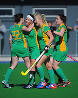 140831 National Hockey League - Capital v Central Women