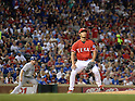 MLB: Texas Rangers vs Toronto Blue Jays