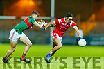 Mike Foley, East Kerry during the Kerry County Senior Football Championship Final match between East Kerry and Mid Kerry at Austin Stack Park in Tralee on Saturday night.
