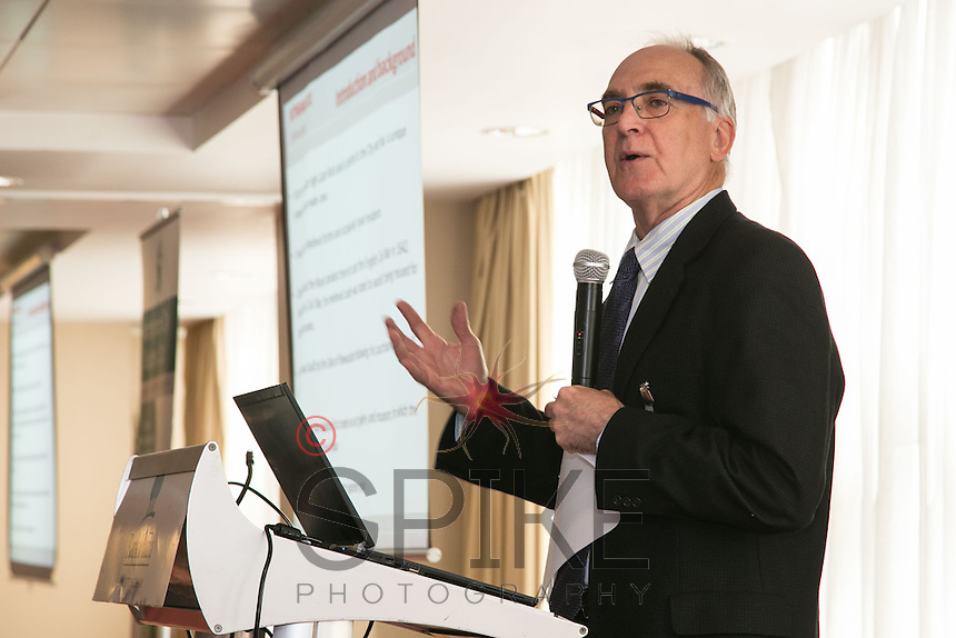 Professor Ted Cantle, CBE, DL talks about the ambitious plans for Nottingham Castle