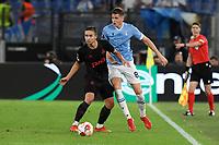 30th September 2021;  Stadio Olimpico, Rome, Italy;Europa League Football, SS Lazio versus Lokomotiv Moscow: Toma Basic of SS Lazio
