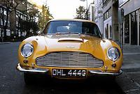 Cars: Aston-Martin.