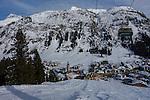 Lech Ski Area, St Anton, Austria
