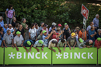 Fans, crowd waiting the riders at the local parcours. <br /> <br /> Binckbank Tour 2017 (UCI World Tour)<br /> Stage 1: Breda (NL) > Venray (NL) 169,8km